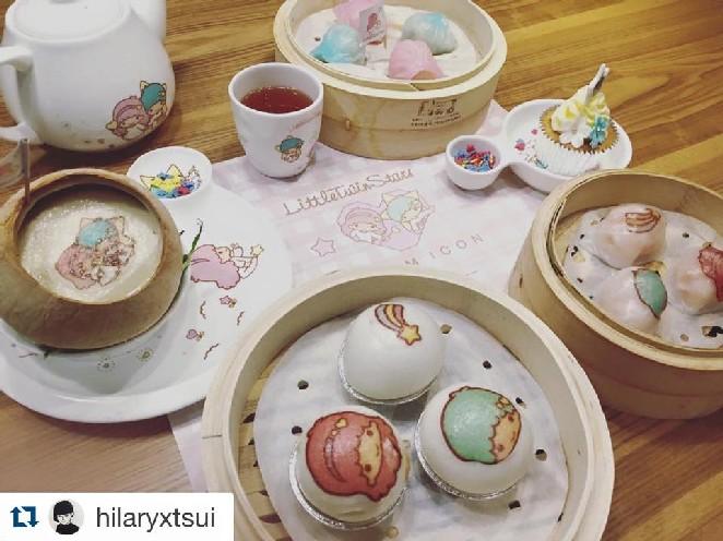 蛋黃哥還不夠 香港港點店推KikiLala夢幻餐