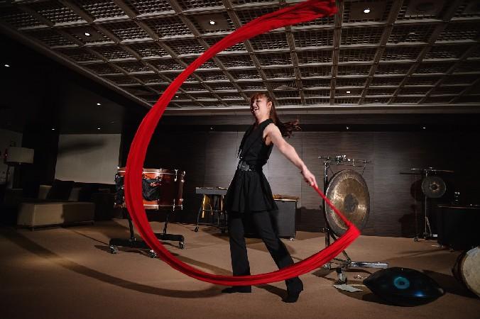 戲狂美技 擊樂家攜手打造第五種擊聲