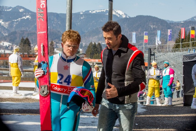 休傑克曼碰到跳台滑雪竟當場腿軟?