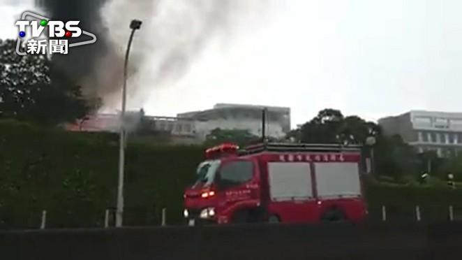 國體大變電站大火 2500名師生緊急停課
