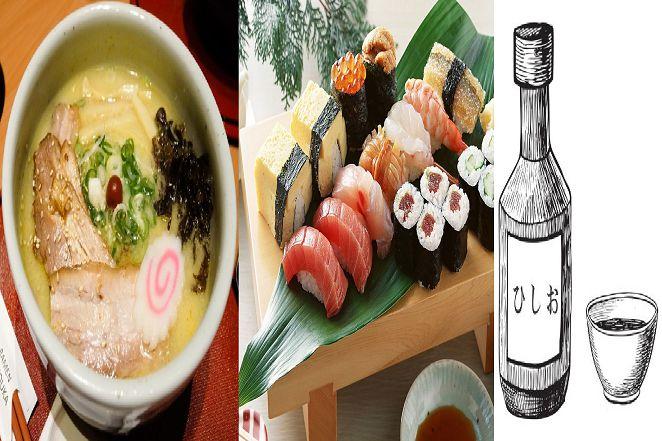 好吃!餓到受不了的日本美食故事
