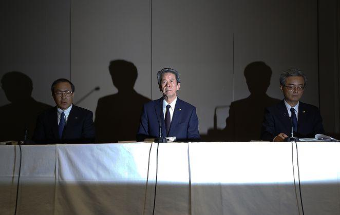 連續6年浮報獲利 東芝8高層引咎辭職