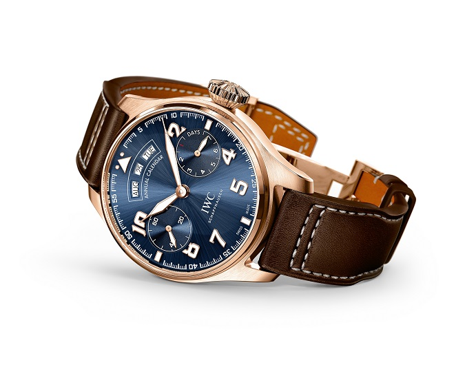 沙夫豪森IWC萬國錶 推出全新飛行員系列腕錶