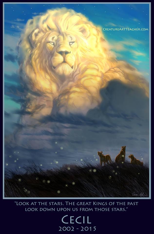西索復活...《獅子王》動畫師重現獅王模樣