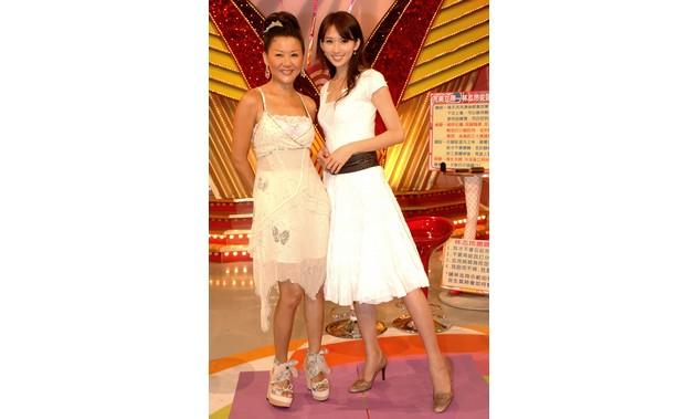 林志玲首次上節目 竟被來賓輪流「摸屁股」