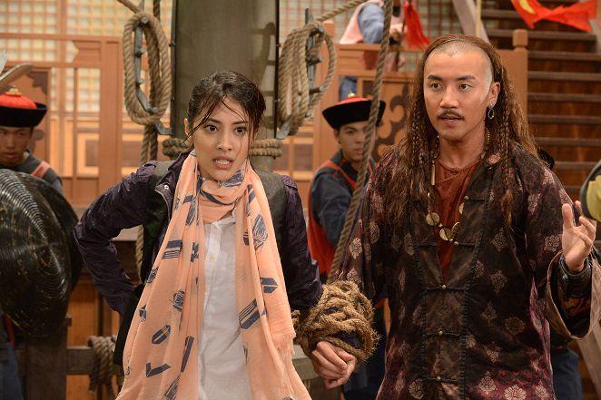 最美港姐陳凱琳穿越清朝 見證海盜時代