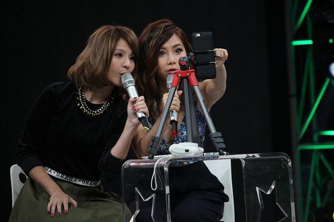 蔡依林、鄧紫棋 大、小天后獻「聲」全球音樂榜上榜