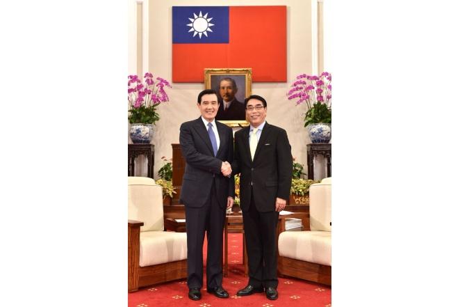 馬習會後獨家解密 TVBS專訪馬英九總統1