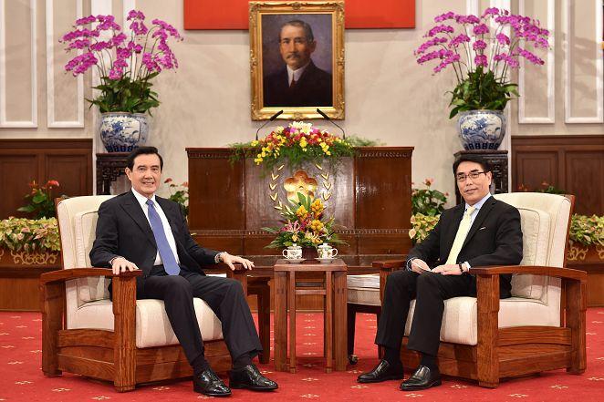 馬習會後獨家解密 TVBS專訪馬英九總統