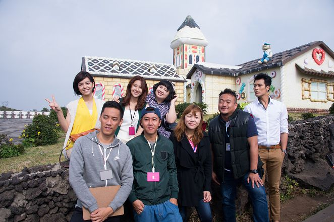 《唯一繼承者》演員赴濟州島料理PK 朝聖韓劇《All In》拍攝教堂