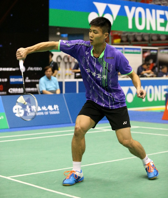 台北羽球公開賽/男女單打 台將最後兩個希望