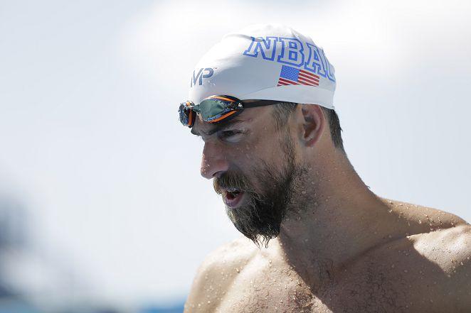 「飛魚」菲爾普斯發願 里約奧運結束前滴酒不沾