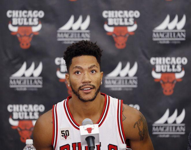 NBA/「飆風玫瑰」訓練營首次練球又受傷 術後評估歸隊日