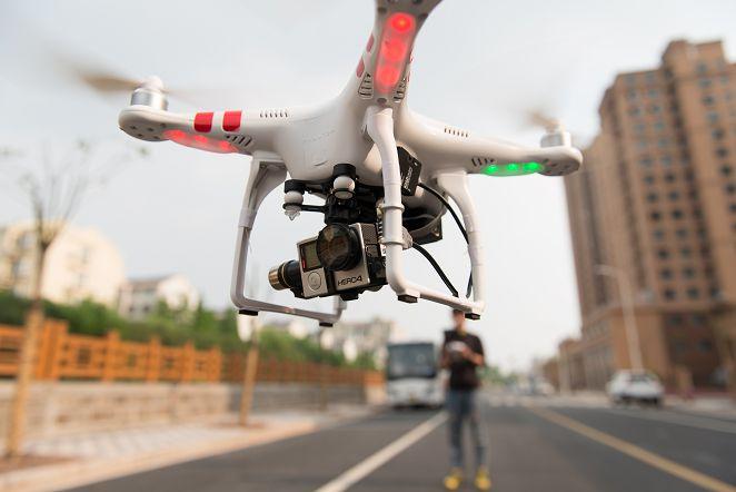 無人機數量暴增 濫用亂飛安全亮紅燈