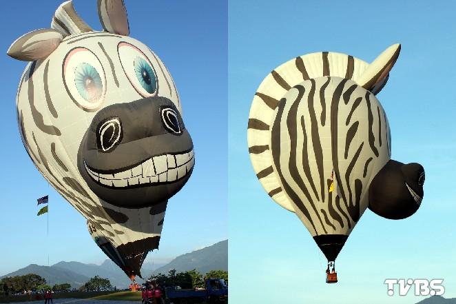 斑馬、企鵝飛上天!熱氣球嘉年華必玩全攻略