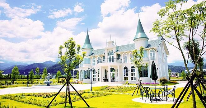 網友最愛3種民宿 城堡、Villa、希臘風