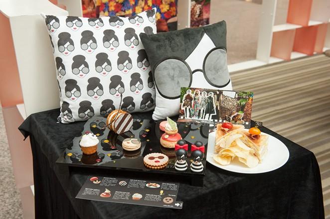 Q版下午茶 精品業和米其林三星主廚推聯名甜點