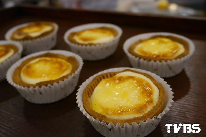 台灣也吃得到! 北海道熔岩蛋塔、抹茶舒芙蕾