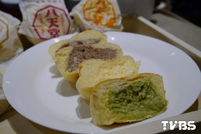 趁勝追擊!超夯「雪融」麵包 拓點推台灣限定口味
