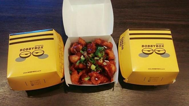 烤肉飯、炸雞、泡菜通通有 韓國超夯飯盒登台