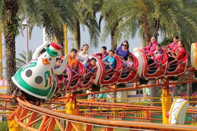 屬猴、2月壽星優惠多 228遊樂園買一送一、免費攻略