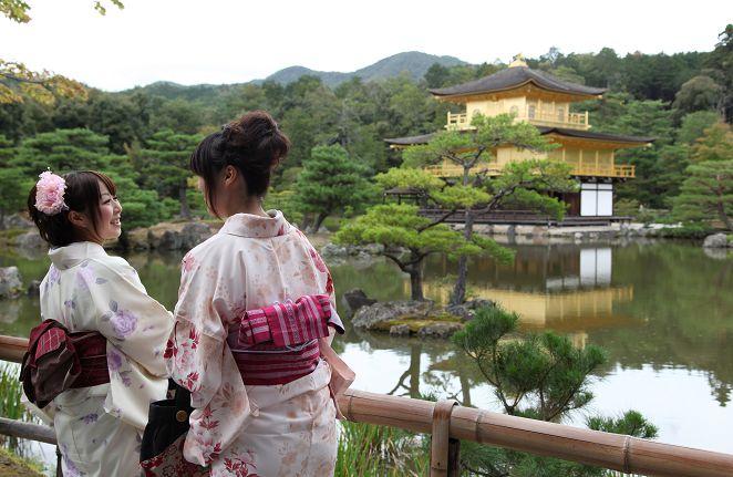 來去古寺住一晚  京都5月對外國人開放