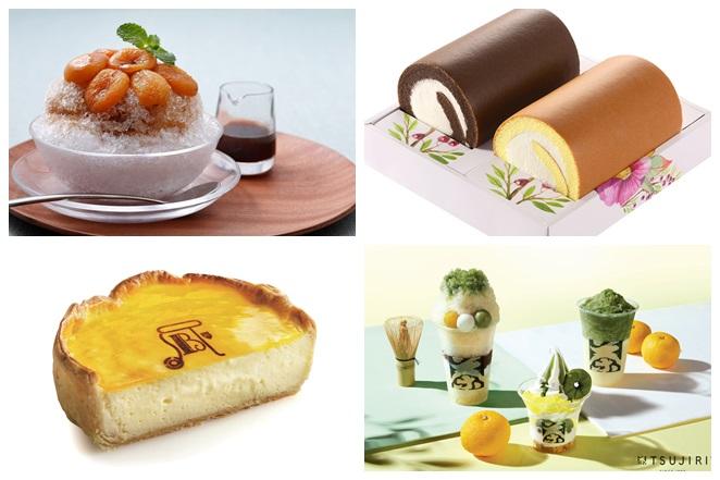 夏季的好滋味!甜點推芒果口味 鬆餅店推刨冰