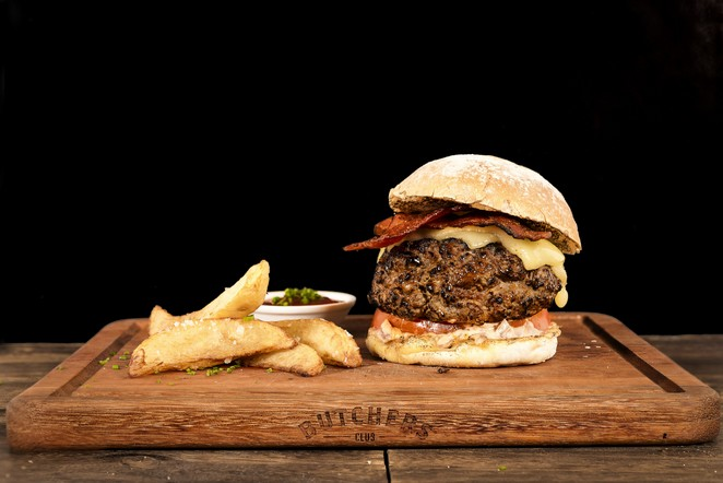 只來3天!「全香港最好吃漢堡」快閃登台