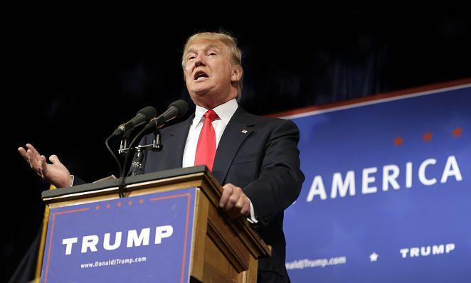 FOCUS新聞/身價相當台幣2700億 川普宣布:選總統