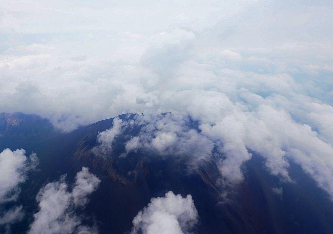 日富士山今開山! 「火山爆發」演練防巨災