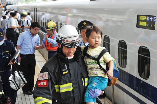防火卻難散煙霧 日新幹線設計現漏洞
