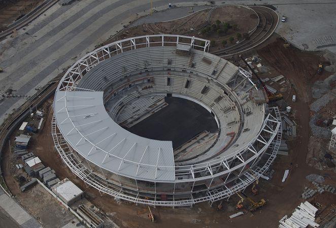 FOUCS新聞/倒數1年!里約奧運 14新場館皆未完工
