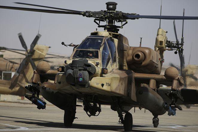 波音年均產32架 阿帕契直升機攻擊火力強