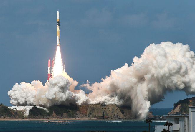 H2A火箭超高發射成功率 圓日本太空夢