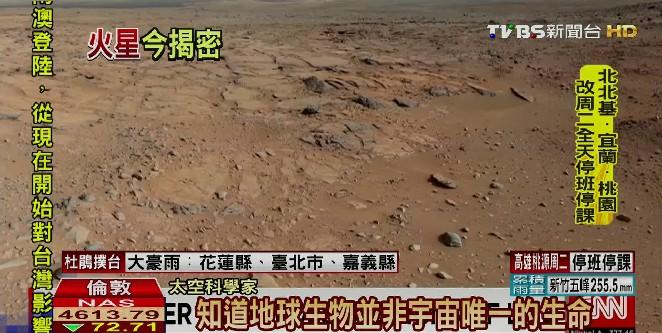 火星探索新發現? NASA今晚宣布重大消息
