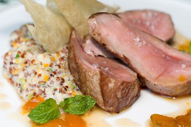 FOCUS/義大利三星廚善用食材 恪遵:在地當季