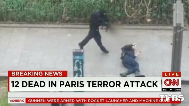 黑色恐攻血洗巴黎 專家:不排除ISIS涉案