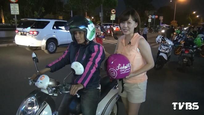免塞車新選擇 印尼推女性限定摩托車