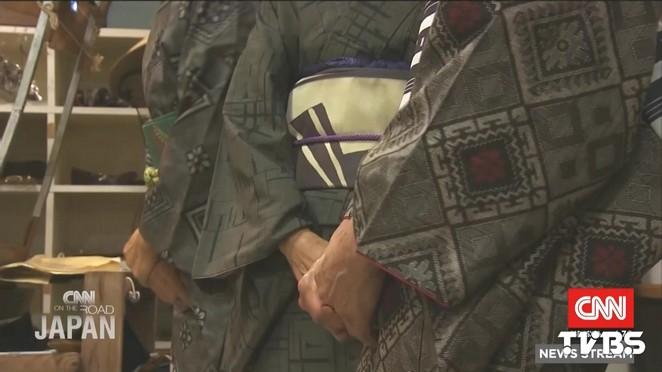 2年加工精細編織  「大島綢」延續和服傳統
