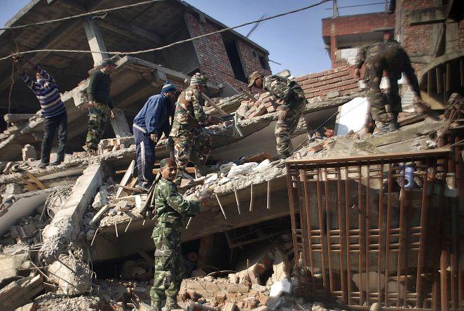 2016第一大震! 印緬邊界6.7強震上百死傷