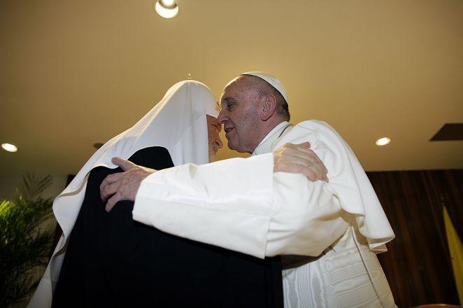 世紀會談2小時 聯合聲明關心教徒迫害