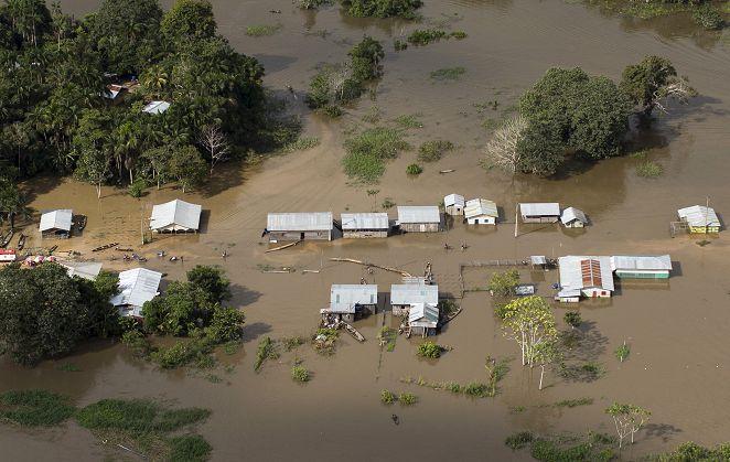 祕魯暴雨山崩 馬丘比丘所在省分也遭殃