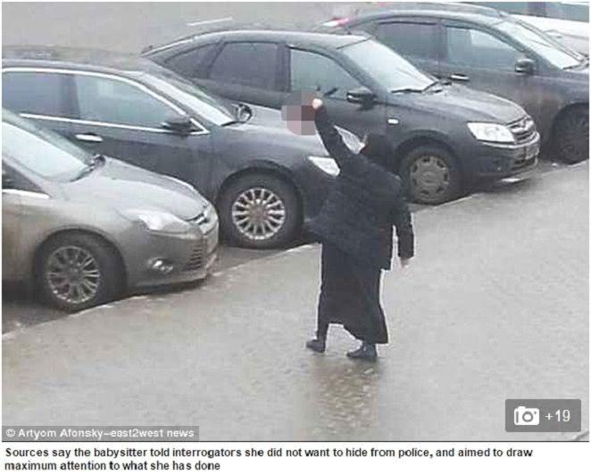 駭人!保母殺4歲女童 提頭顱上街喊「真主至大」
