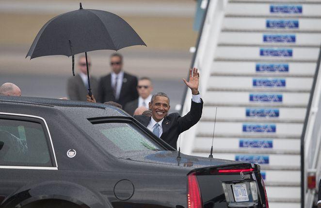 FOCUS/破冰!88年首位美總統訪古巴 美飯店進軍