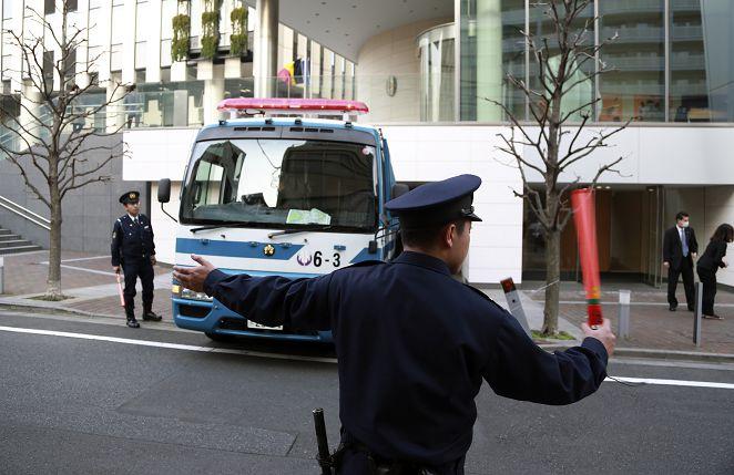 被嫌犯感染肺結核 澀谷19名員警集體中鏢