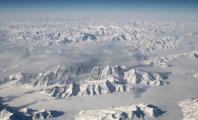 格陵蘭融冰異常提早 全球暖化警訊