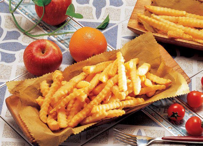 套餐薯條免費續! 美速食店推吃到飽服務