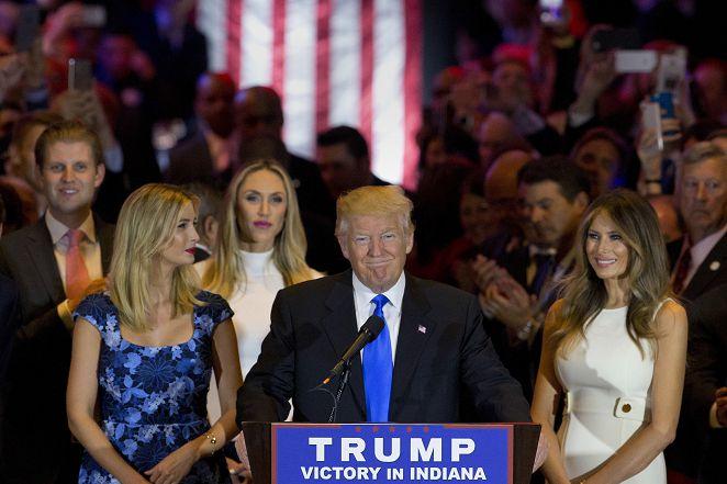 共和黨只剩他參選 布希父子不願挺川普