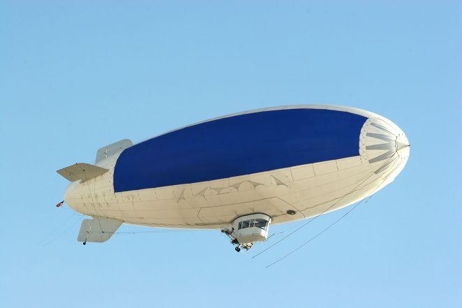 引擎過熱失去動力 美廣告飛船洩氣迫降