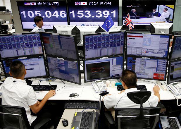 FOCUS/英公投脫歐!全球股災英鎊急貶13% 31年新低